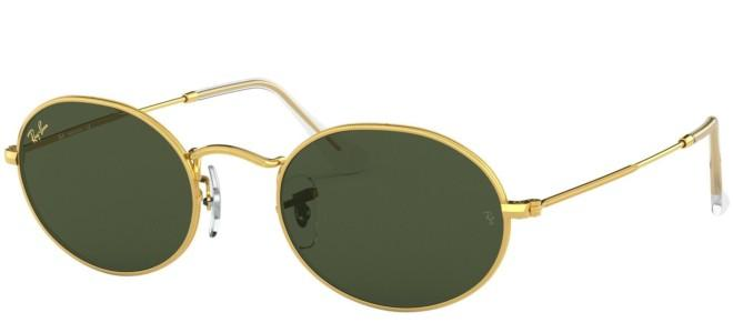 Ray-Ban OVAL RB 3547 LEGEND GOLD